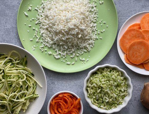 De beste foodswaps: groente als gezonde vervanger