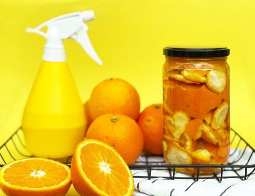 DIY schoonmaakmiddel én insectenspray